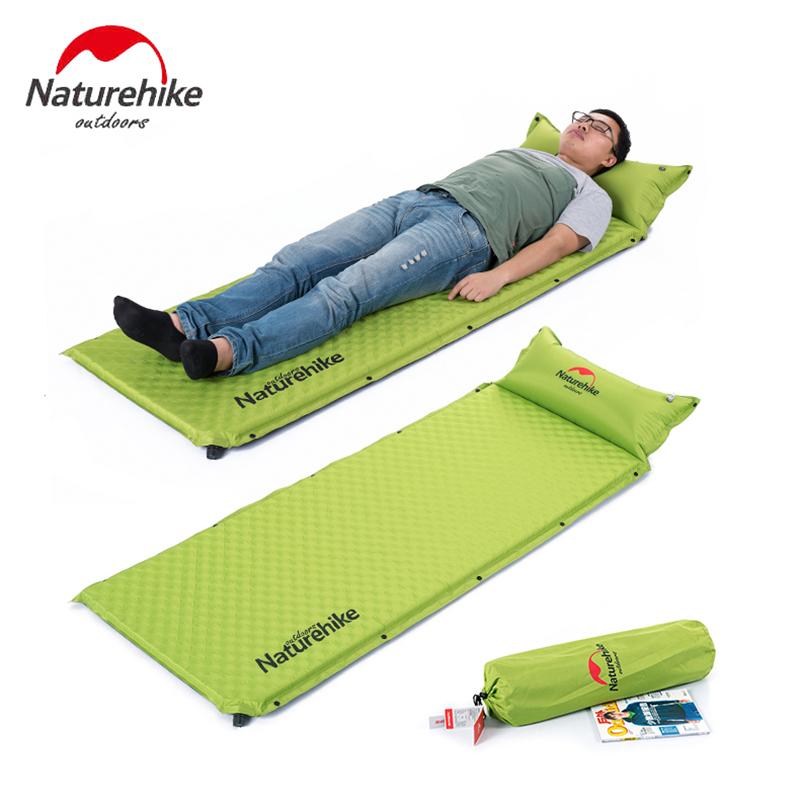 NatureHike Inflatable Self Inflating Air Mat Mattress