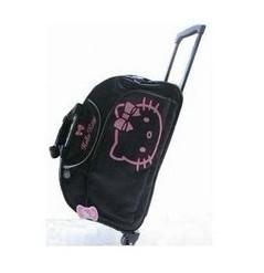 Hello Kitty Travel bag  kitty Trolley Case  Trolley bag Free shipping