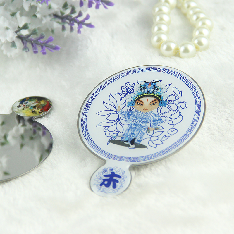 2015 Hot Wholesale Cheap Small Round Compact Mirrors for sale DBS115(China (Mainland))