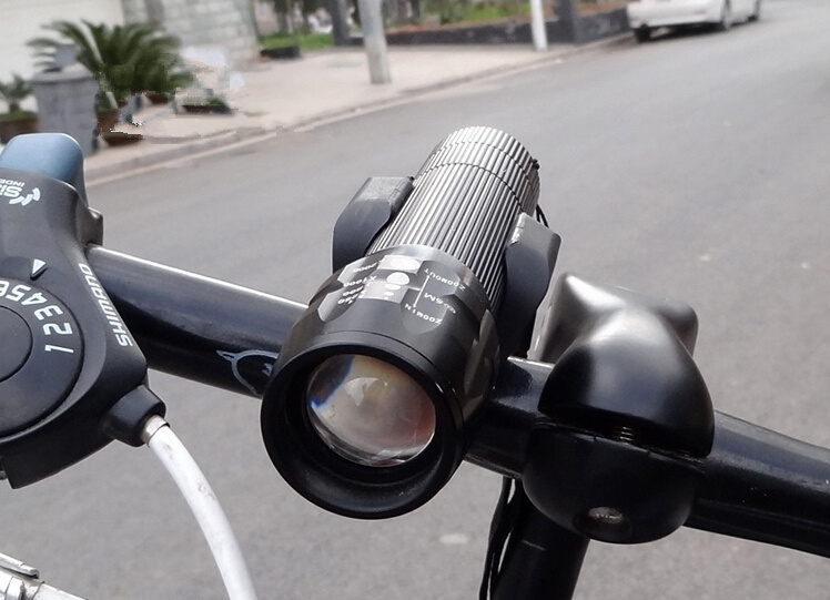 Bicycle Light 7 Watt 2000 Lumens 3 Mode CREE Q5 LED cycling Front Light Bike lights Lamp Torch Waterproof cycling lights 213