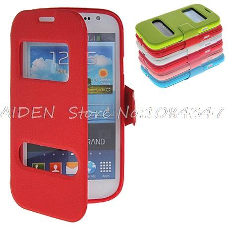 Samsung Galaxy Grand Neo I9060 Ultra Thin Book Flip Leather Case Stand Cover - Aiden Trading Co., Ltd. store