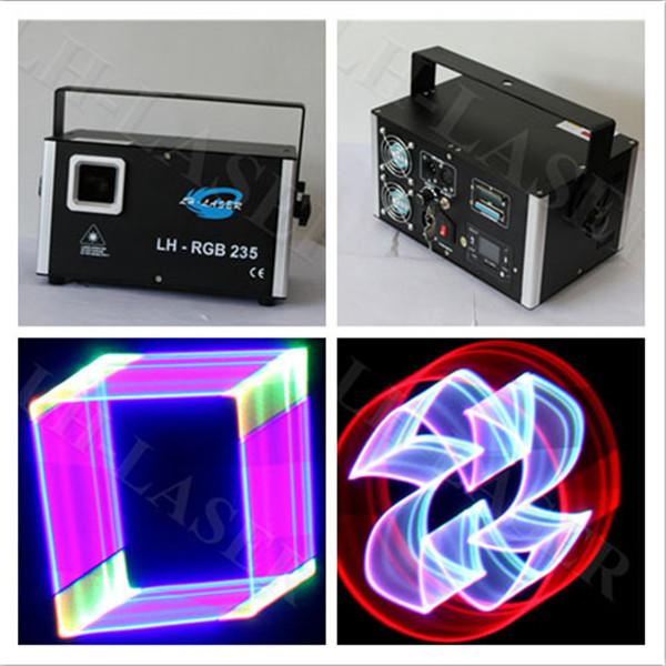 1.5 watt SD card laser logo projector rgb animation text light show(China (Mainland))