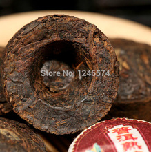 50pcs Spring Original Flavor Mini Tuo Ripe Pu Er Tea China Import Export Menghai Alpine Star