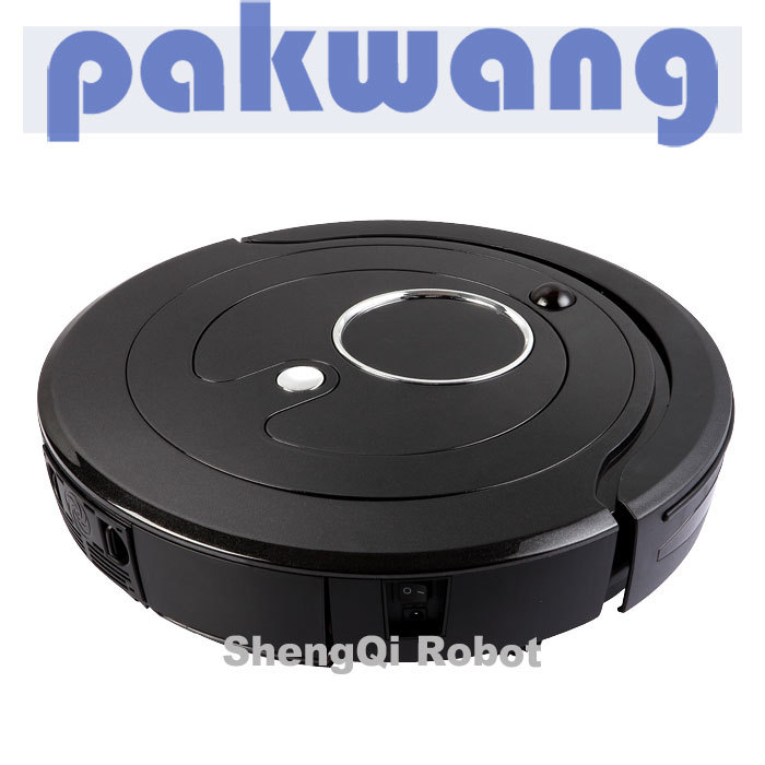 Household automatic charge intelligent robot vacuum cleaner for home ultra-thin remote control vacuum cleaner ,ddrops(China (Mainland))