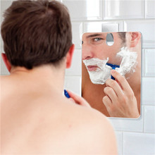 [Health Life Smile] 2015 NEW Bathroom product anti-fog Shower shaving Fogless Mirror Guaranteed Fog Free Shipping(China (Mainland))