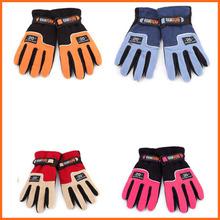 Regolabile guanti donne dito completo esterno in pile antivento da sci d'inverno termico attrezzature in bicicletta sci escursionismo tenere in caldo(China (Mainland))