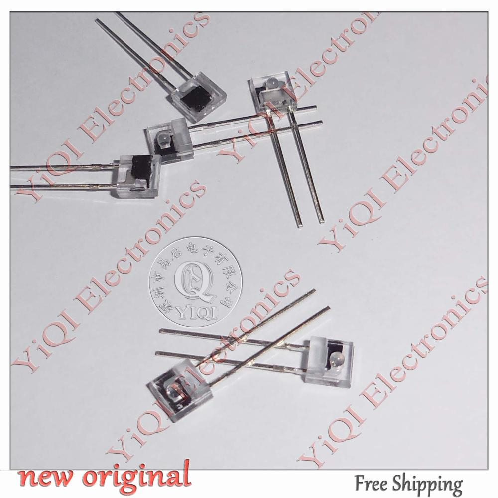 120 pieces = PT928-6C PT928 DIP2 1.5mm Side Looking Phototransistor EVERLIGHT - YiQi International Electronics Company store