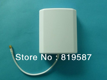 2.4G 2300-2700MHz 10dBi outdoor WIMAX/Wifi Pole Mounting panel Antenna,high gain Long distance transmission antenna