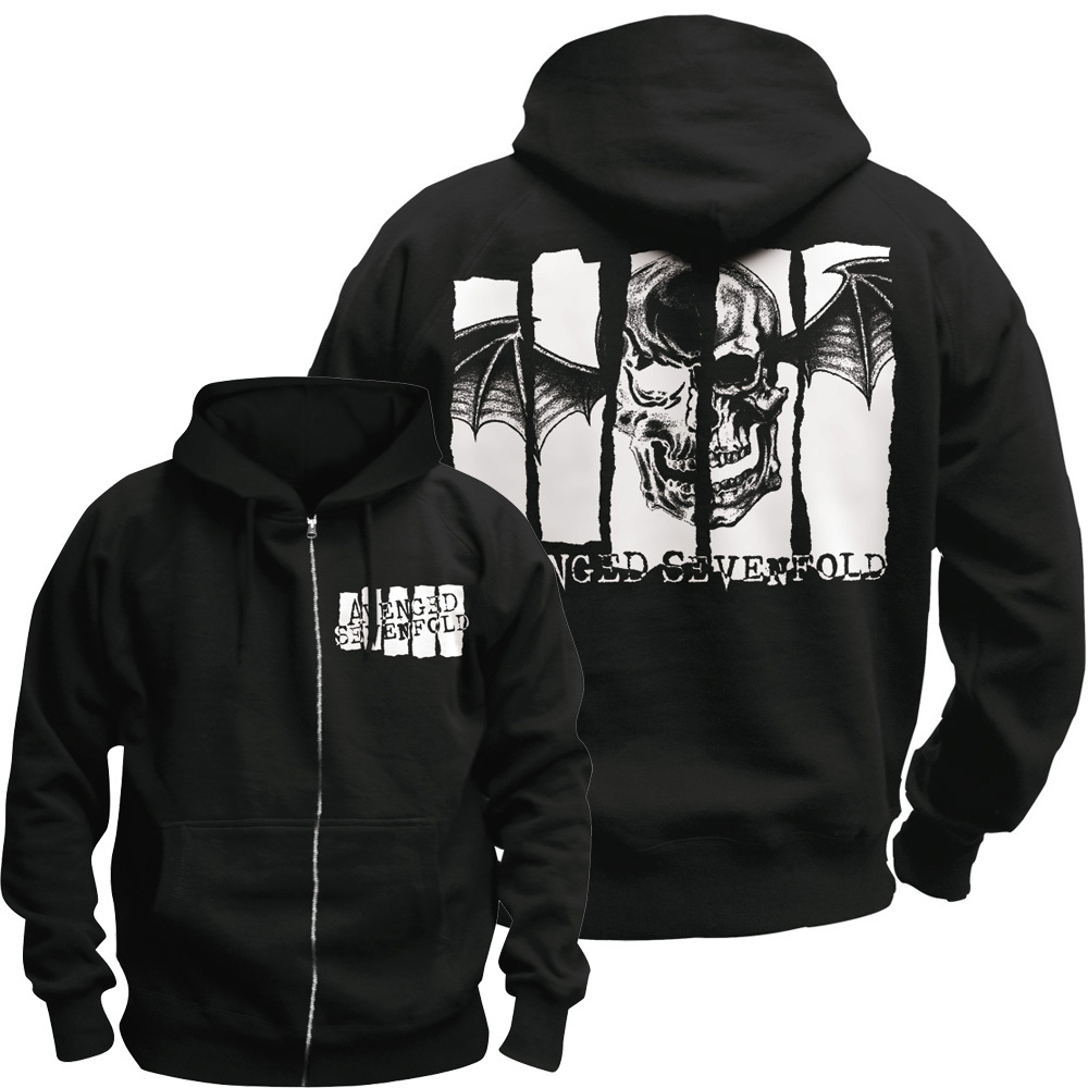 Free shipping  AVENGED SEVENFOLD MENS NIGHTMARE ALBUM A7X DOWNLOAD BAND HOODIE  SIZE:S-XXXLОдежда и ак�е��уары<br><br><br>Aliexpress