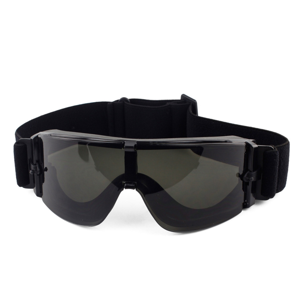 3Lens UV-400 Protection Goggle Safety Glasses