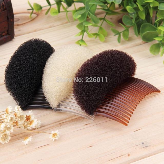 Женщины мода для укладки волос клип-палки бун чайник кос инструмент аксессуары для волос