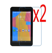 """Buy 2x films + 2x Clean Cloth, Retail Package Clear LCD Screen Protector Protective Film Guards Cube U51GT_C8 Talk7x Talk 7x 7"""" for $4.47 in AliExpress store"""