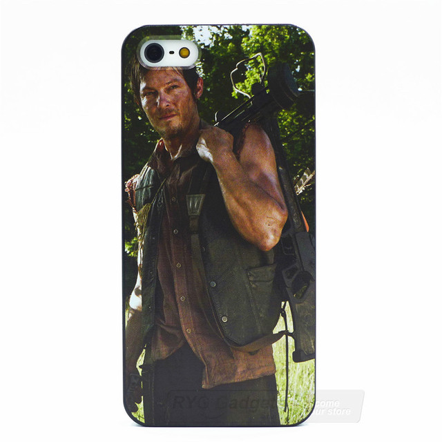 The Walking Dead Phone Case For iPhone 5 & 5S