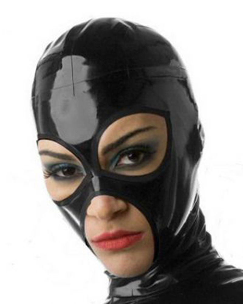 Latex Hood Fetish 41