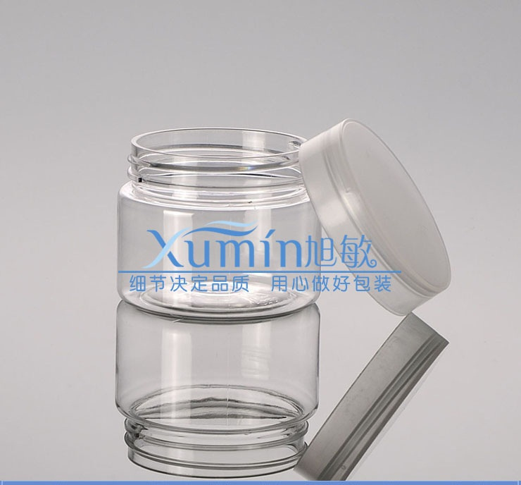 100pcs 50ml clear PET jar, Pill Container Plastic Medicine Box with clear Cover, Food Grade Material 50g cream clear PET Jar<br><br>Aliexpress