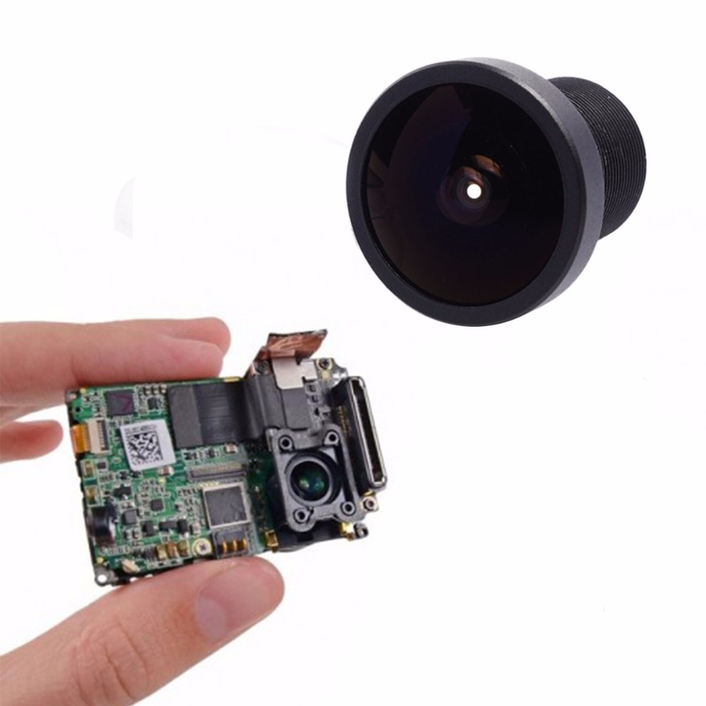 image for SHOOT Professional 170 Degree HD Wide Angle Lens Camera Lens For Gopro