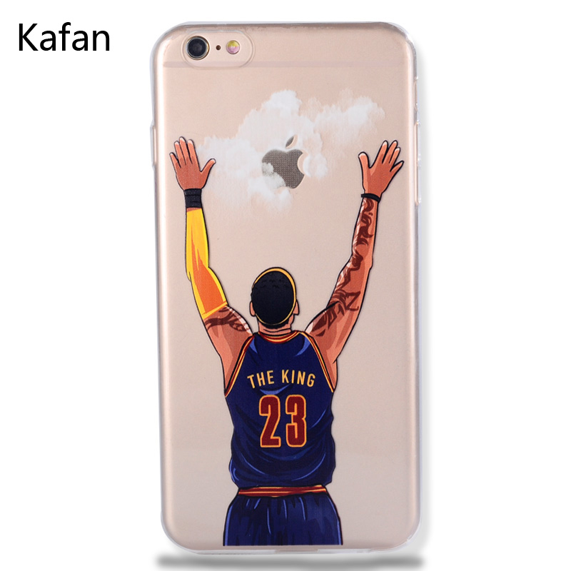 For NBA Basketball Phone Case for iphone 5 5se 6 6s 7 plus Cases Jordan 23 James Harden Curry Bryant Hard Back Cover NBA Jersey(China (Mainland))
