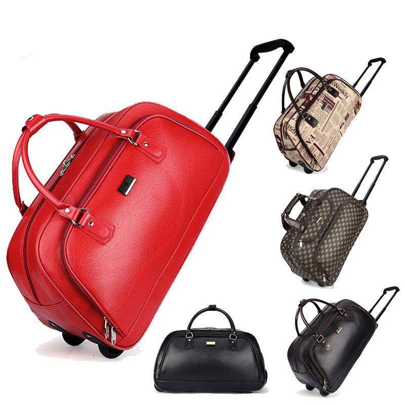 Wheeled Duffle Bag Luggage - Best Model Bag 2016