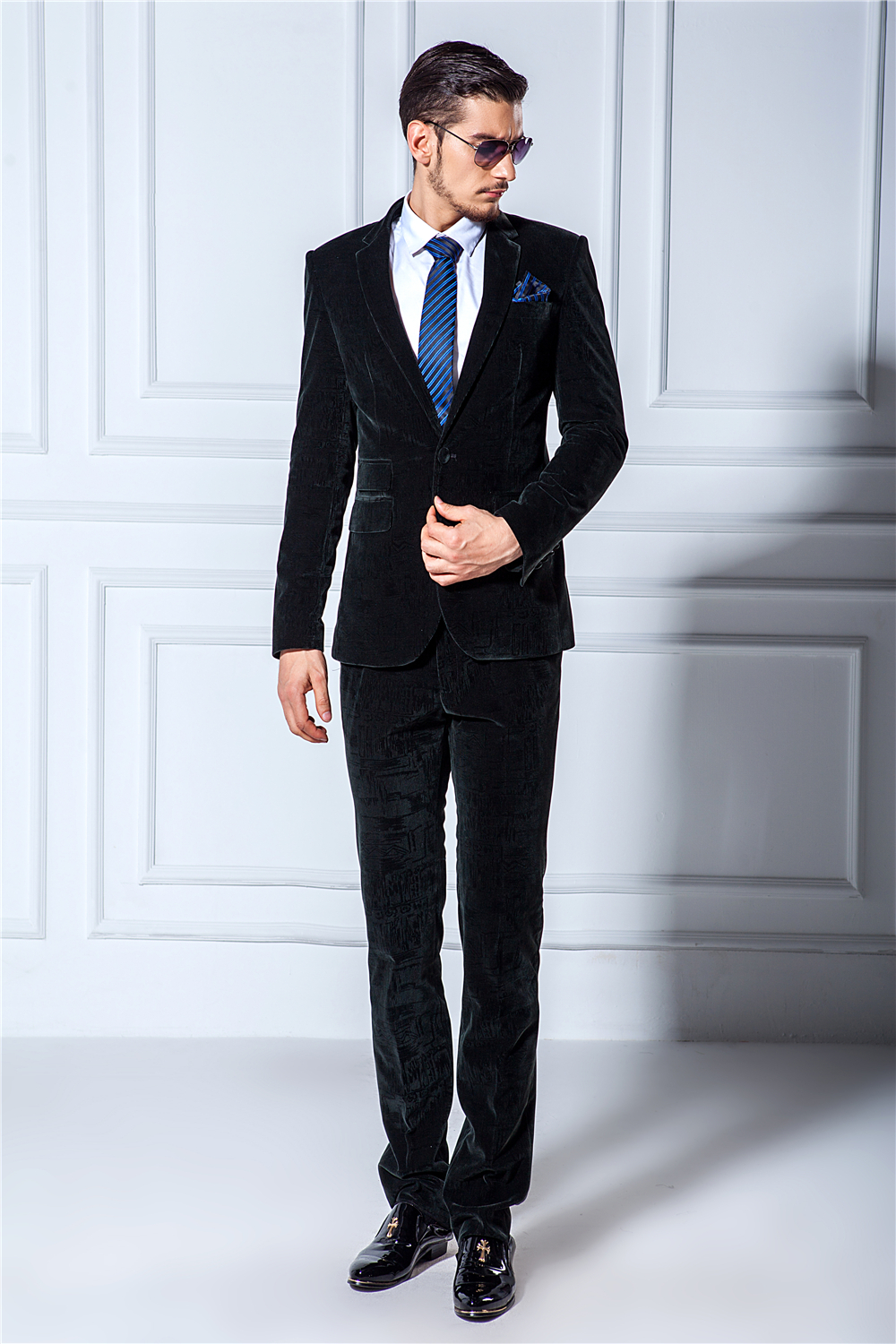 Slim-Fit Suits