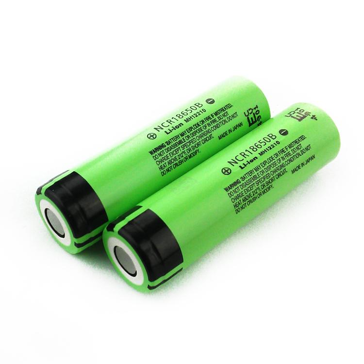 Гаджет  8PCS 100% new original NCR18650B 3.7V 3400mah 18650 rechargeable lithium battery for Panasonic free shopping None Бытовая электроника