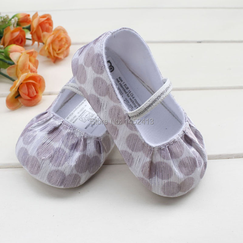 Newborn baby shoes princess baby shoes infant shoes cotton