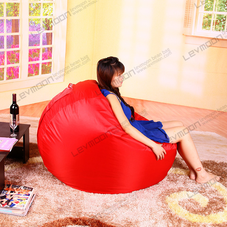 FREE SHIPPING round bean bag cover only  bean bag mat water-proof bean bag company outdoor bean bag factory 18colors in stock<br><br>Aliexpress