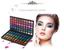 4 models Professional 120 Color Shimmer Matte Eyeshadow Make Up fashion eye shadow Palette kit,(China (Mainland))