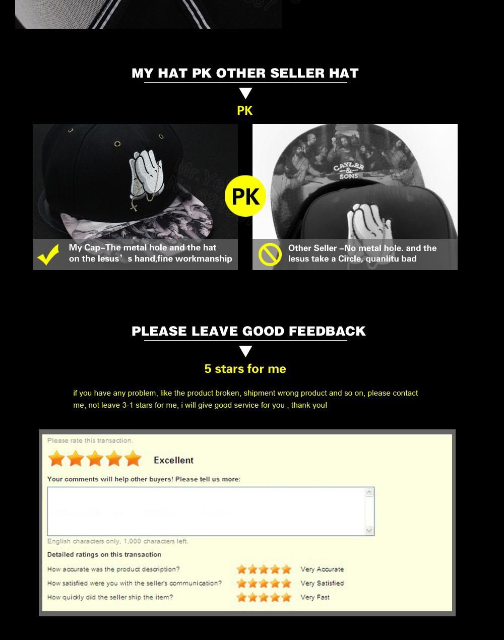 новые snapback моды Чёрная рука регулируемые Брендовые бейсболки и шапки для мужчин и женщин спортивный хип-хоп солнце женская/мужская шапка