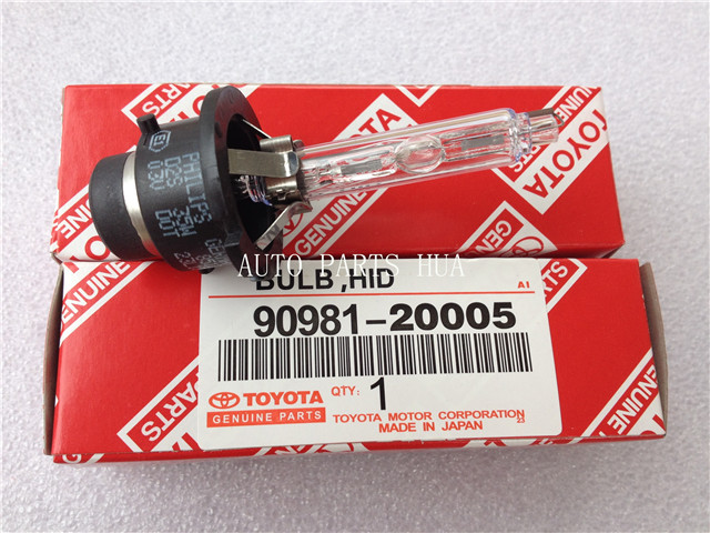 (10Pieces/lot) HID Xenon Headlight Bulb 12V 35W 4300K /6000K 90981-20005 D2S For Lexus/Toyota(China (Mainland))