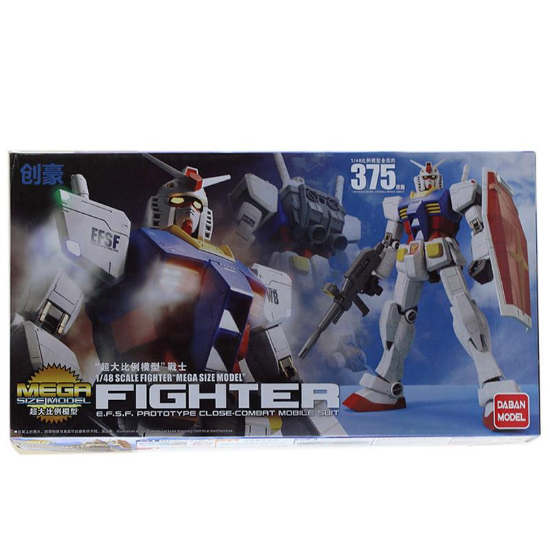 Brand-Daban-Assemble-Gundam-Model-MEGA-1-48-RX-78-2-Original-GUNDAM-Acition-Figure-ABS