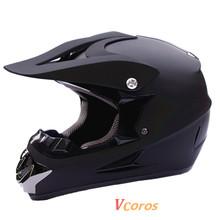 Vcoros Rockstar motorcycle helmet ATV Dirt bike downhill cross capacete da motocicleta cascos motocross off road helmets(China (Mainland))