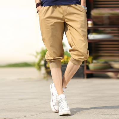 2015 summer casual running loosen beach men shorts sport date brand Multi colors green blue black - C Q Men's store