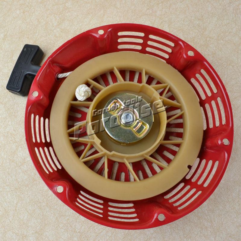 168F Engine GX160 Generator Recoil Starter Assy<br><br>Aliexpress