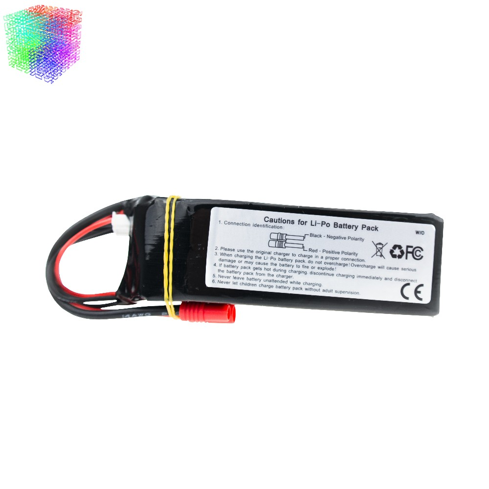 Walkera 11.1v 5200mah x350 battery (47)