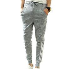 2017 New hip hop dance harem sweatpants Men Pants Sweat pants Casual Trouser Jogger Bodybuilding Fitness Sweat Pants(China (Mainland))