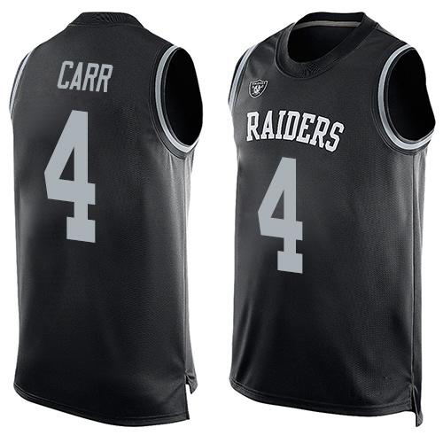 2016 Newstyle Fashion Raider Summer Must Haves Men's Derek Stabler Janikowski Carr Black Player Name Oakland Sporting Tank Top(China (Mainland))