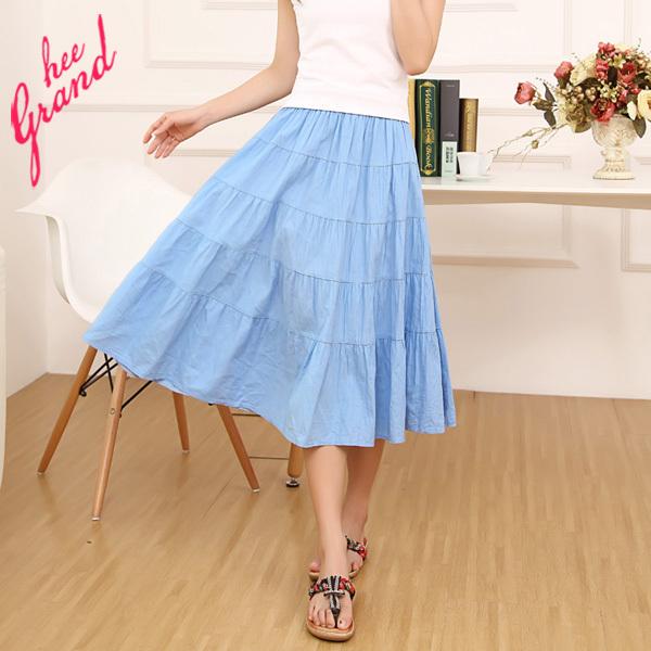 Женская юбка Heegrand 2015 Saias WQC251 женская одежда из меха cool fashion saias s xxxl tctim06270001