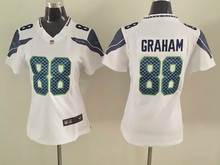 Women Ladies Seattle Seahawks, # 88 Jimmy Graham #16 TYLER LOCKETT #11 Percy Harvin #31 Kam Chancellor, logo,camouflage(China (Mainland))