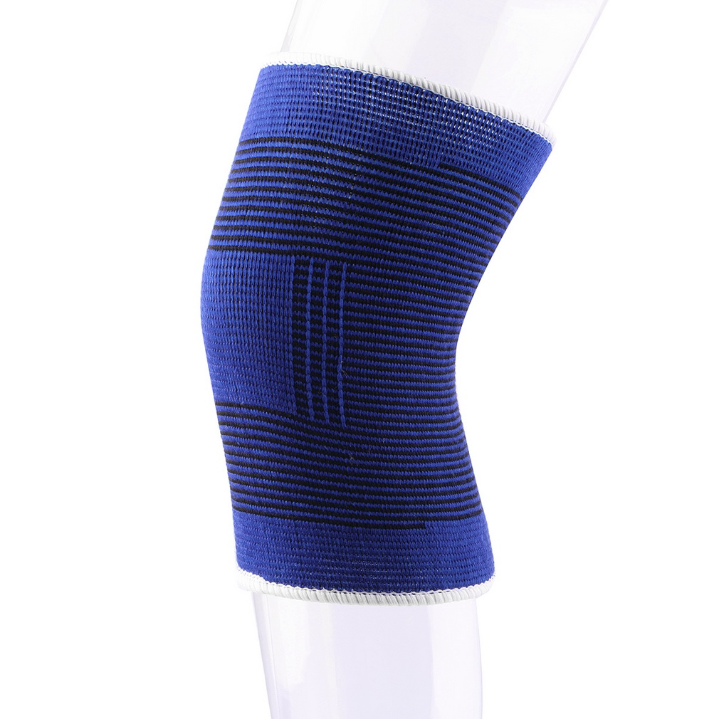 Hot sale 1pc Soft Elastic Breathable Support Brace Knee Protector Pad Sports Bandage Wholesale(China (Mainland))