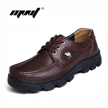 Buy Full grain leather men shoes top men boots handmade outdoor working shoes genuine leather autumn boots for $40.48 in AliExpress store