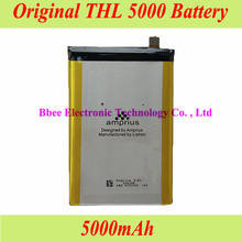 Original 5000mAh THL 5000 Battery Batterie Bateria AKKU Accumulator PIL(China (Mainland))