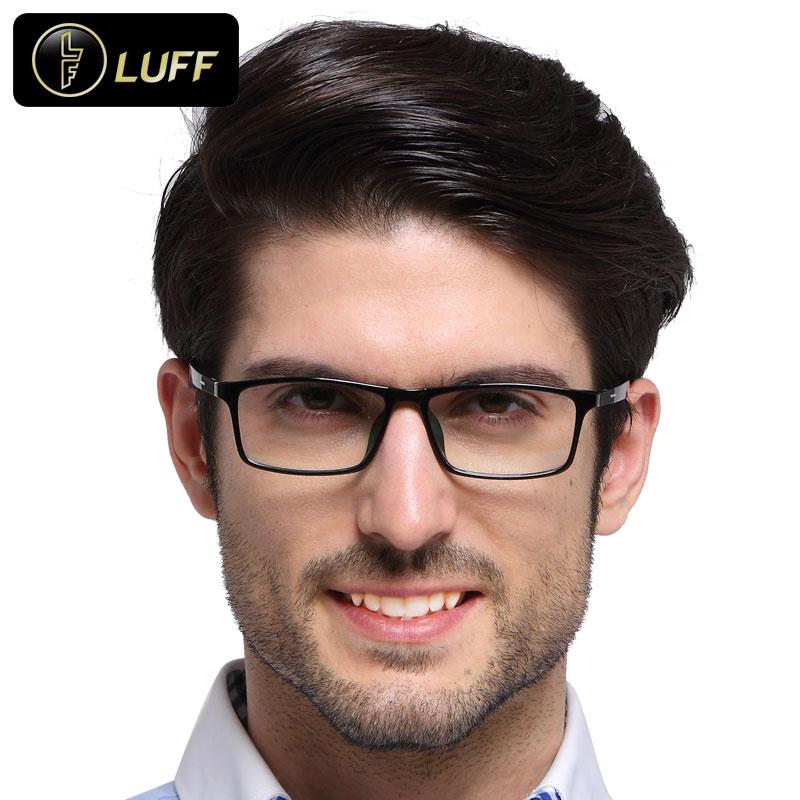 stylish frames for men's glasses wxsv  2016 Fashion eyeglasses frames men spectacle frame for degree of glasses  myopia optical frame Male degree