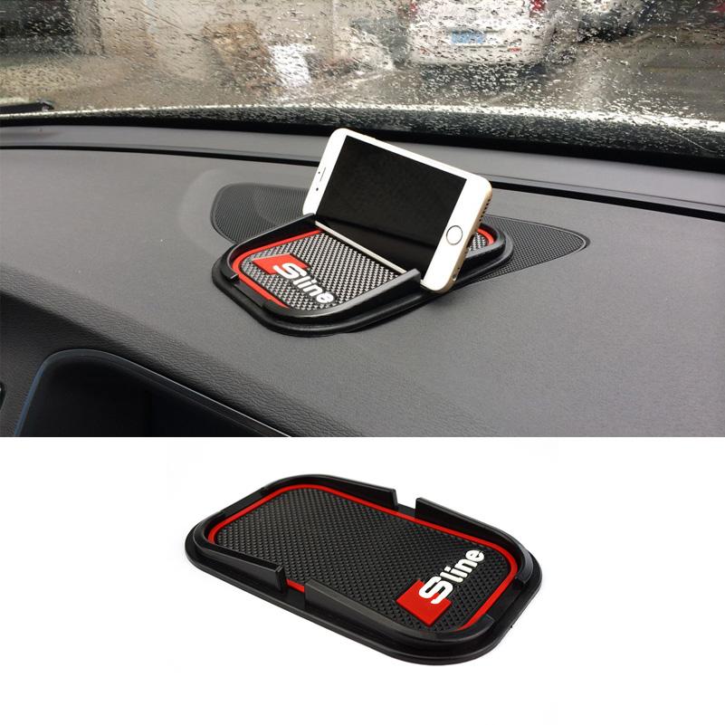 car phone gps holder support navigation bracket car accessories for audi a1 a3 a4 b5 b6 b8 a5 a7. Black Bedroom Furniture Sets. Home Design Ideas