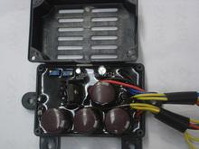 5KW бензиновый генератор и сварщик avr, 5KW создание и сварка двойной генератор AVR