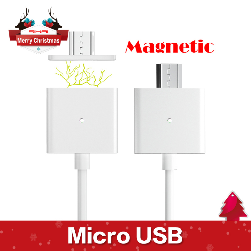 The World First Magnetic Micro USB Cable for Android Mobile Phone Magnetic Adapter for Your Mobile Devices Magnetic Data Cable(China (Mainland))