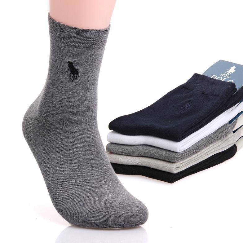 Man 100% Cotton Breathable antibacterial absorbent short Socks 5 color 5 pairsОдежда и ак�е��уары<br><br><br>Aliexpress
