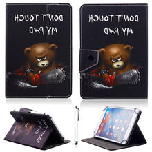 Cartoon Mon petit Poney Princess Celestia Luna Pony Leather Cover Case Fit For 7 inch Android Tablet Pad & Ipad Mini 1/2/3(China (Mainland))