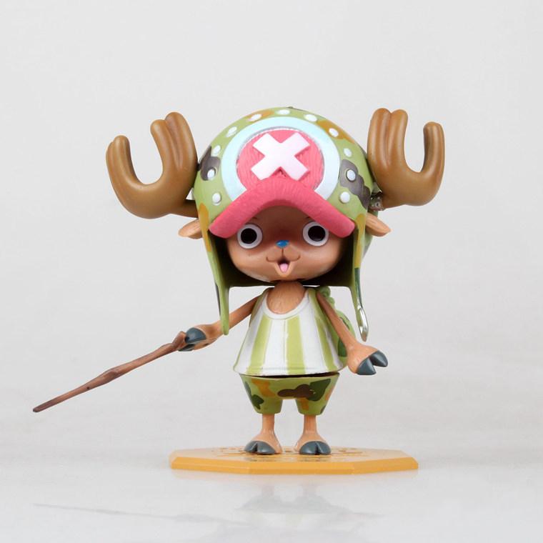 One Piece Japanese Anime Tony Tony Chopper Onepiece New World Cute Straw Hat Action Figure Toys Juguete Bonecos PVC Model 0093(China (Mainland))