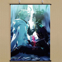 Seraph of the End Hyakuya Micah Home Decor Anime Japanese Poster Wall Scroll