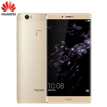 Original Huawei Honor NOTE 8 Cell Phone RAM 4GB ROM 32GB/64GB/128GB Kirin 955 Octa Core 6.6″ Android 6.0 4500mAh Smartphone